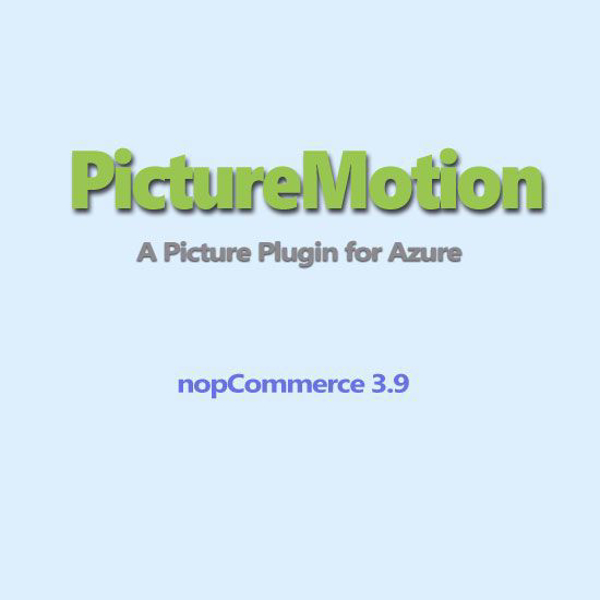 Picture of Picture Motion Plugin for nopCommerce 3.9